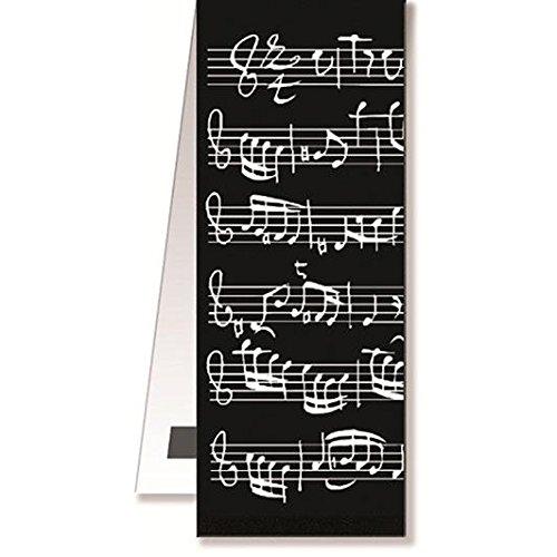 Vienna World: Magnetic Bookmark - Black Sheet Music