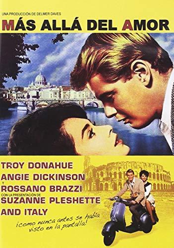 Más Allá del Amor DVD 1962 Rome Adventure