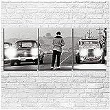 sjkkad Film War Einmal In Amerika Poster Auto Moderne Hd
