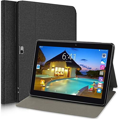 custodia per tablet 10 pollici TOSCiDO Custodia Case Cover K108 / W109 / X104 / X108 - Nero