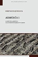 Armonía: La práctica armónica en los períodos Barroco y Clásico