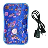MARK AMPLE Electric Rechargeable Warm Bag for Body Pain Relief (Multicolor)