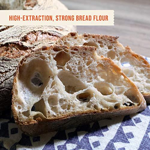 Product Image 5: 100% Organic Artisan Bread Flour – 25 lbs – Old World