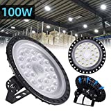 100W UFO LED High Bay Light lamp Factory Warehouse...