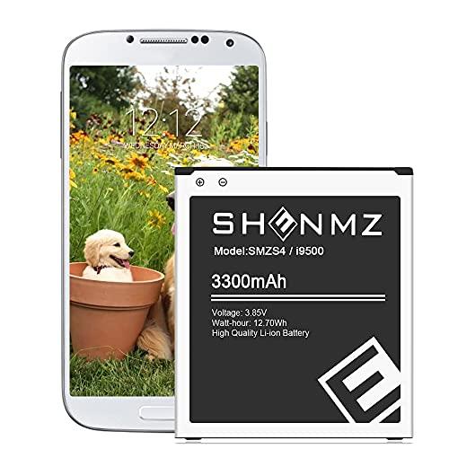Galaxy S4 Battery,Upgraded 3300mAh Li-ion...