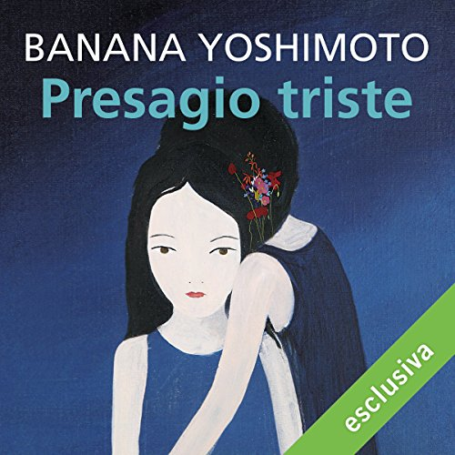 Presagio triste audiobook cover art