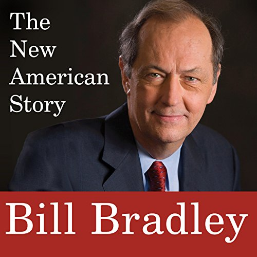 The New American Story audiobook cover art