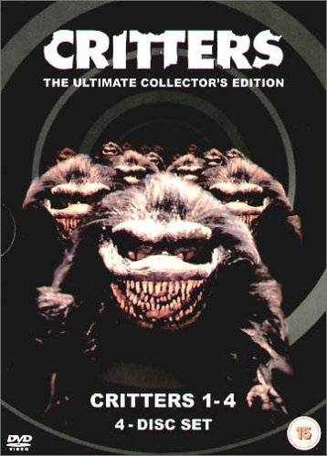 Critters 1 - 4 [the Ultimate Collector's Edition] [Box Set] [UK Import]