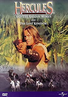Hercules: And the Amazon Women / The Lost Kingdom