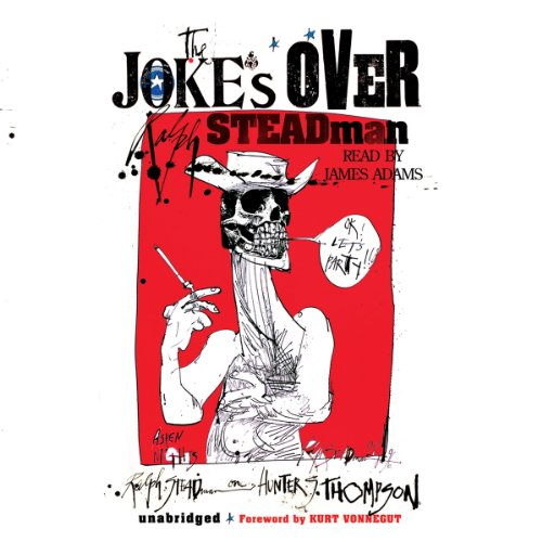 The Joke's Over cover art