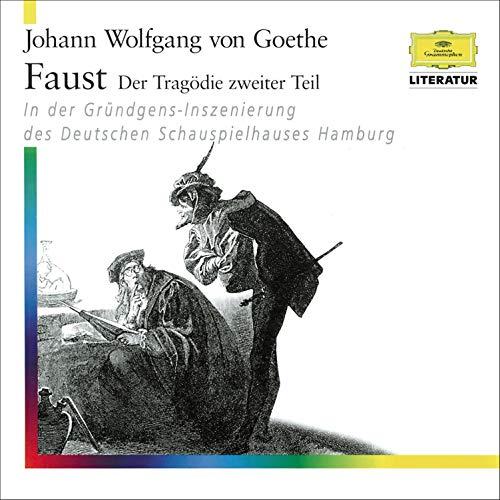 Faust - Der Tragödie zweiter Teil Titelbild