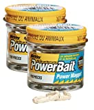 Berkley Powerbait - Imitación de asticot Blanco Blanco Talla:110 Grams