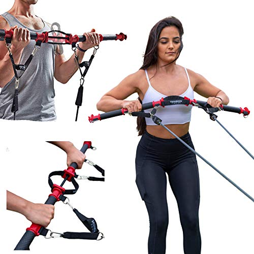 TENSION TONER - Our Patented Home Gym and Unique...