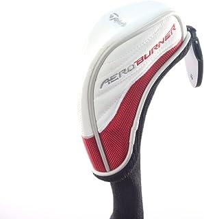 TaylorMade Aero Burner Hybrid/Rescue Headcover White/Red/Grey