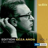 Edition Geza Anda Vol. I