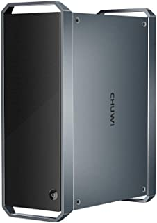CHUWI CoreBox ミニPC MiniPC i5-8259U プロセッサー 16GB+256GB SSD ミニパソコン 4Kアウトプット デュアルWi-Fi Bluetooth4.2 ギガビット 有線LANポート USB3.0 Wind...