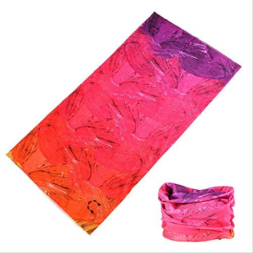 HHTCST Multifunctionele Snood - 3 Stks/set Outdoor Fietsen Naadloze Bandana Hot Haar Band Sjaal