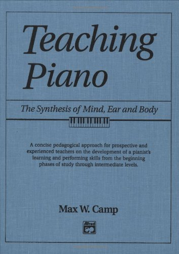 Teaching Pianohardcover