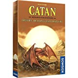 CATAN - Extensión Trésors, dragones y exploradores (FR)