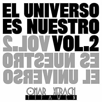 El Universo Es Nuestro Vol.2 (reggae rock from Canary Islands)