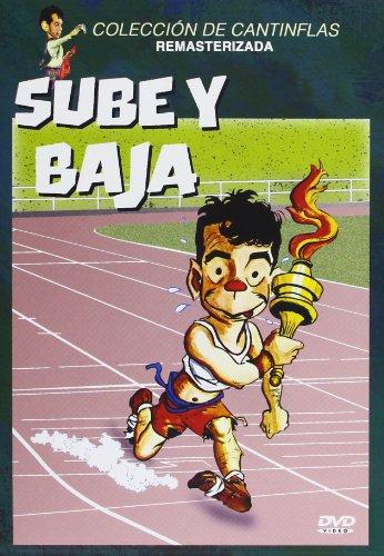 Colección Cantinflas: Sube Y Baja [DVD]