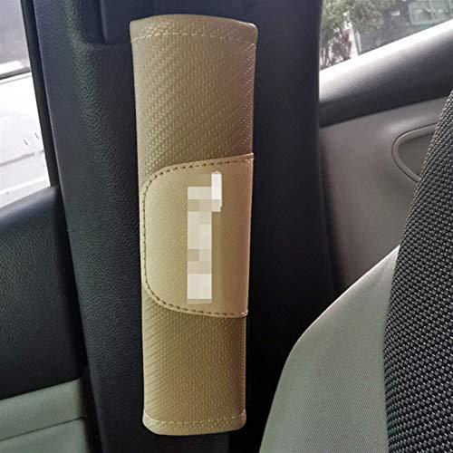 WYBL Cinturino a Tracolla in Fibra di Carbonio Elastico in Fibra di Carbonio Cinturino per Auto Cintura per Cinghie per la Spalla per Fiat Toro...