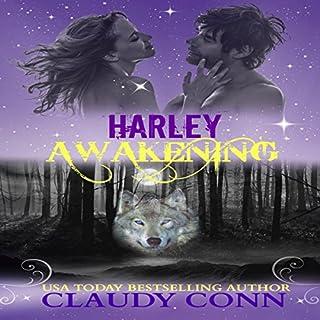 Harley-Awakening audiobook cover art