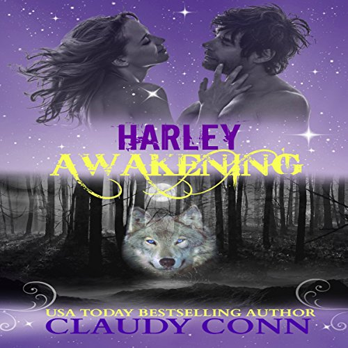Harley-Awakening audiobook cover art