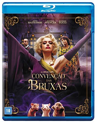 Convenção das Bruxas [Blu-ray]