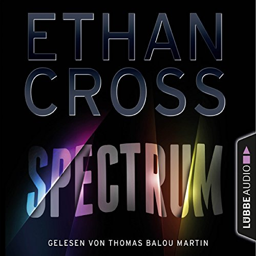Spectrum (August Burke 1) Titelbild