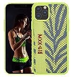 Yeezy 350 - Funda protectora para iPhone 11 y 11 Pro Max (11 Pro Max), color verde