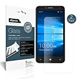dipos I 2x Screen Protector matte compatible with Alcatel
