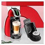 ZHANGZHI Adaptador para cápsulas para accesorios para máquinas de café reutilizables Nespresso Convertir cápsulas compatibles con el gusto dulce café (Spedito da : CHINA)
