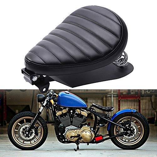 Asiento Bobber Moto, Kit de Soporte de Montaje de Resorte para Sportster Bobber Chopper