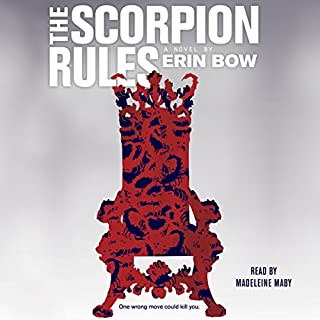 The Scorpion Rules audiobook cover art