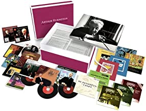 arthur rubinstein the complete album collection
