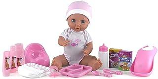 Dolls World Baby Tinkles Doll - 8124
