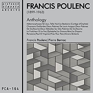 Francis Poulenc Anthology