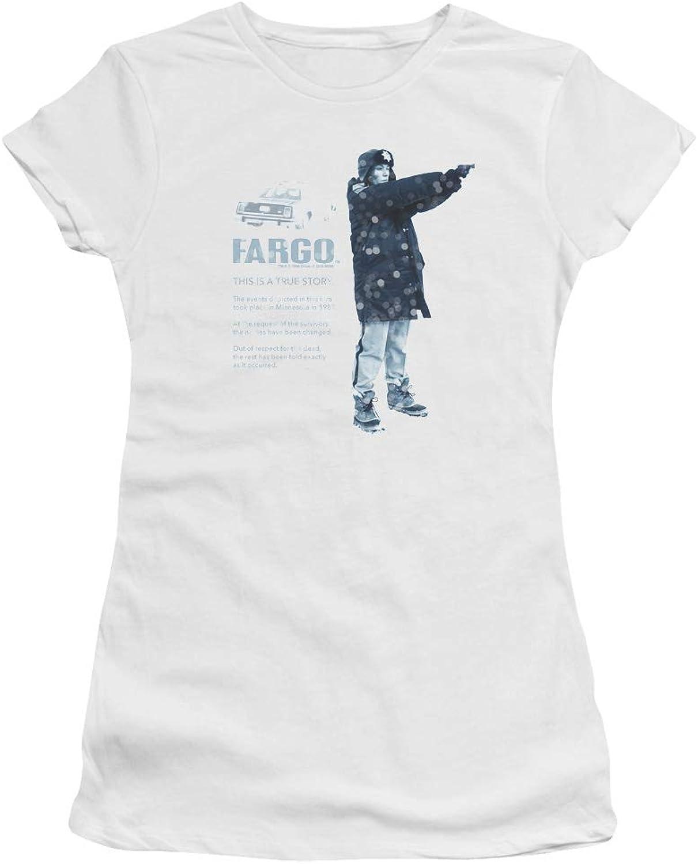 Fargo  Juniors This is A True Story Premium Bella TShirt