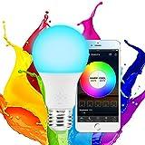 Smart WiFi Light Bulb, Ampoule E27...