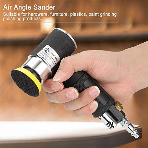 Polijstmachine - mini-luchthoekslijper 90 ° pneumatische polijstslijper