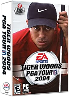 Tiger Woods PGA Tour 2004 - PC