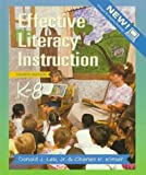 Effective Literacy Instruction, K-8 (4th Edition)