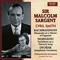 Rachmaninov/Dohnanyi: Paganini