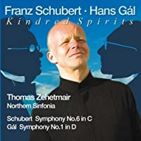 Gal: Symphony No. 1, Schubert: Symphony No. 6 (2011-04-12)