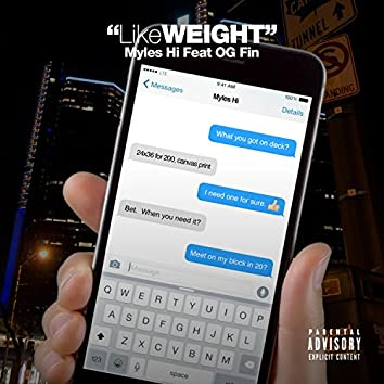 Like Weight (feat. OG Fin)