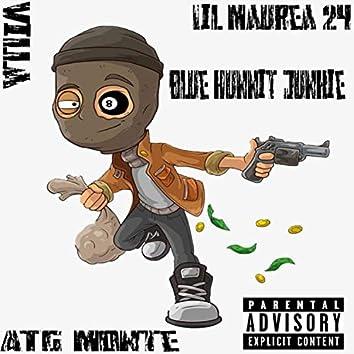 Blue Hunnit Junkie