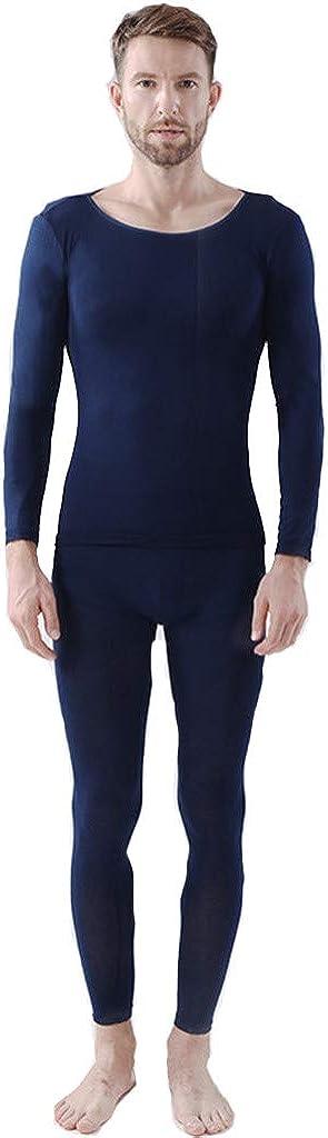 Seamless Elastic Thermal Inner Wear Thermal Underwear (Top & Bottom) For Man