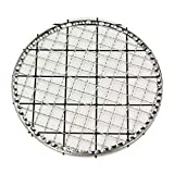 karrychen16.5cm/6.50in 24cm/9.45in Stainless Steel Mesh Grid For Clay Slime Mud DIY Tool Masher Creative Toy Kids Adult Stress Relief