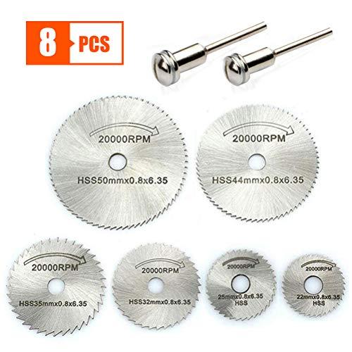 Mini hojas de sierra circular - Accesorios para el kit de